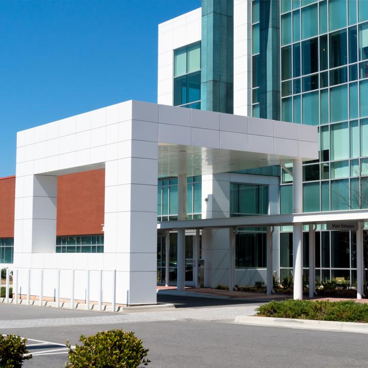 医療ケアがメインの介護施設